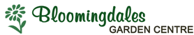 Bloomingdales Garden Centre Mobile Logo